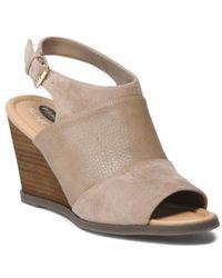 Tj Maxx | Comfort Wedge Sandals | Lyst