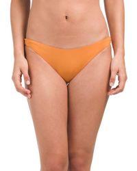Tj Maxx - High Cut Swim Bottom - Lyst