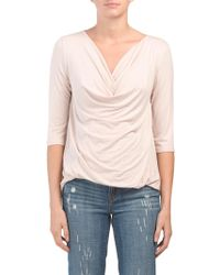 31e9a4090f5f AllSaints Rio Roll Neck Sweater Usa Usa - Lyst