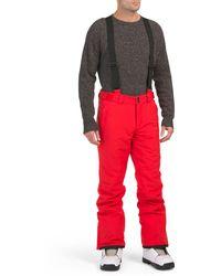 Tj Maxx - Profuse Insulated Ski Pants - Lyst
