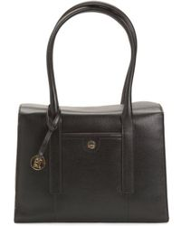 Tj Maxx - Leather Business Chic Paula Briefcase - Lyst