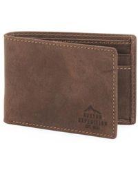 Tj Maxx - Rfid Front Pocket Slimfold Leather Wallet - Lyst