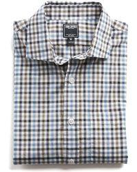 Todd Snyder - Spread Collar Tattersall Shirt - Lyst