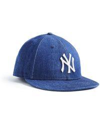 932b24660c3 New Era Hats New York Yankees Cap In Camo Ripstop in Green for Men ...