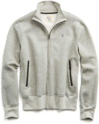 Todd Snyder - Champion Fleece Track Jacket - Lyst