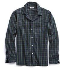 Sleepy Jones - Henry Pyjama Shirt In Mackenzie Plaid - Lyst