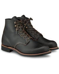 Red Wing - Blacksmith 6 Inch Leather Lace Up Boots - Lyst