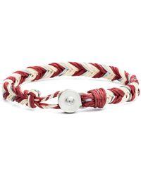 George Frost Woven Bracelet