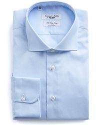 Todd Snyder - Light Blue Wrinkle Free Dress Shirt - Lyst