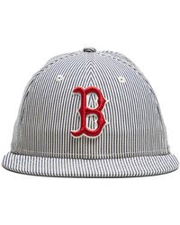 e83c20e3bd7 NEW ERA HATS Exclusive Ny Yankees Hat In Italian Barberis Grey Wool ...