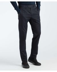 Todd Snyder - Hudson Tab Front Chino In Midnight - Lyst