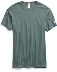 Todd Snyder - Champion Classic T-shirt In Fatigue - Lyst