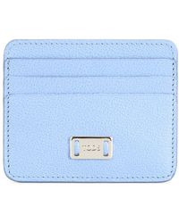 Tod's - Cardholder In Leather - Lyst