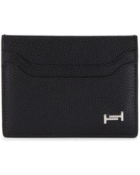 Tod's | Cardholder In Leather | Lyst
