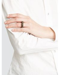 Tomas Maier - Stackable Ring - Lyst