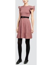 Tomas Maier - Jour Knit Dress - Lyst
