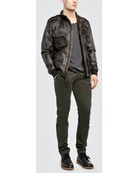 Tomas Maier - Motorcycle Pant - Lyst