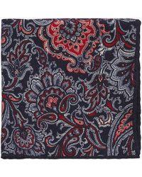 Tommy Hilfiger - Wool Pocket Square - Lyst