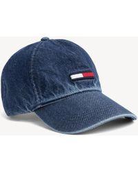 a33c23de2a3fb Tommy Hilfiger Denim Bucket Hat in Blue for Men - Lyst