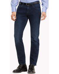 5ae760cf Tommy Hilfiger Bleecker Slim Fit Jeans in Blue for Men - Lyst