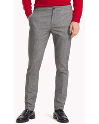 Tommy Hilfiger - Flannel Joggers - Lyst