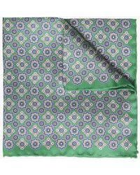 Tommy Hilfiger - Floral Pocket Square - Lyst