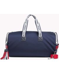 Tommy Hilfiger - Tommy Jeans Logo Tape Duffle Bag - Lyst