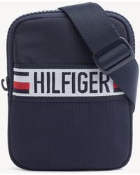 Tommy Hilfiger - Logo Patch Crossover Bag - Lyst