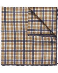 Tommy Hilfiger - Cotton Silk Pocket Square - Lyst
