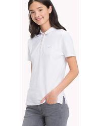 Tommy Hilfiger - Essential Organic Cotton Polo Shirt - Lyst