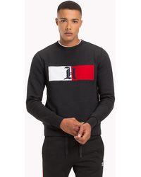 Tommy Hilfiger - X Lewis Hamilton Embroidered-logo Sweatshirt - Lyst