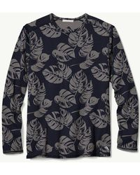 Tommy Bahama - Leaf In The Sun Reversible T-shirt - Lyst