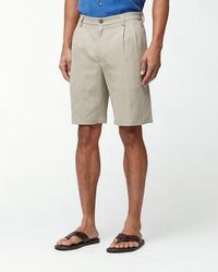 Tommy Bahama - Monterey 10-inch Pleated Shorts - Lyst