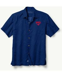 Tommy Bahama - Collegiate Luau Floral Camp Shirt - Lyst