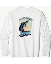 Tommy Bahama - Marlin Paradise Lux Long-sleeve T-shirt - Lyst