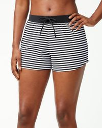 Tommy Bahama - Little Stripe Pull-on Shorts - Lyst