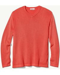 Tommy Bahama | South Shore Reversible Sweater | Lyst