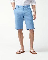Tommy Bahama - Beach Linen 12-inch Shorts - Lyst