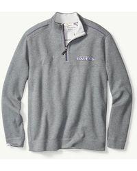 Lyst - Tommy Bahama Nfl Flip Drive Reversible Half-zip Sweatshirt in ... d54503626