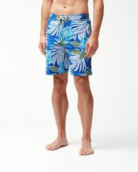 e966644a2f Lyst - Tommy Bahama Baja Hibiscus Hukilau Relaxed Board Short in ...