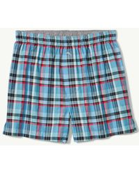 Tommy Bahama - Big & Tall Winter Plaid Flannel Boxers - Lyst