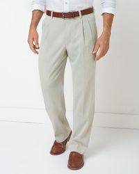 Tommy Bahama - Big & Tall New St. Thomas Relaxed Double-pleat Pants - Lyst