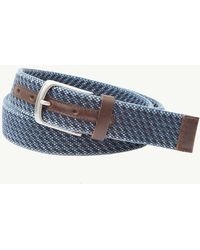 Tommy Bahama - Washed Webbed Belt - Lyst
