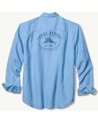 Tommy Bahama - Island Life '93 Breezer Linen Shirt - Lyst