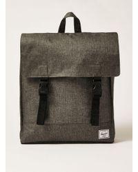 TOPMAN - Brown Survey Backpack - Lyst