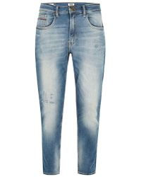 Tommy Hilfiger - Blue Tapered Jean - Lyst