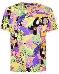 Jaded - Tropical T-shirt - Lyst