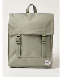 TOPMAN - Khaki Survey Backpack - Lyst
