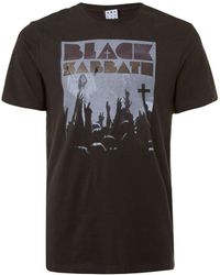 Amplified | Amplified Black Sabbath T-shirt* | Lyst