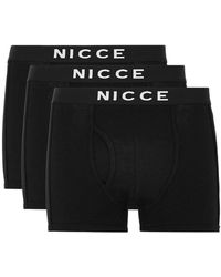 Nicce London Trunks 3 Pack